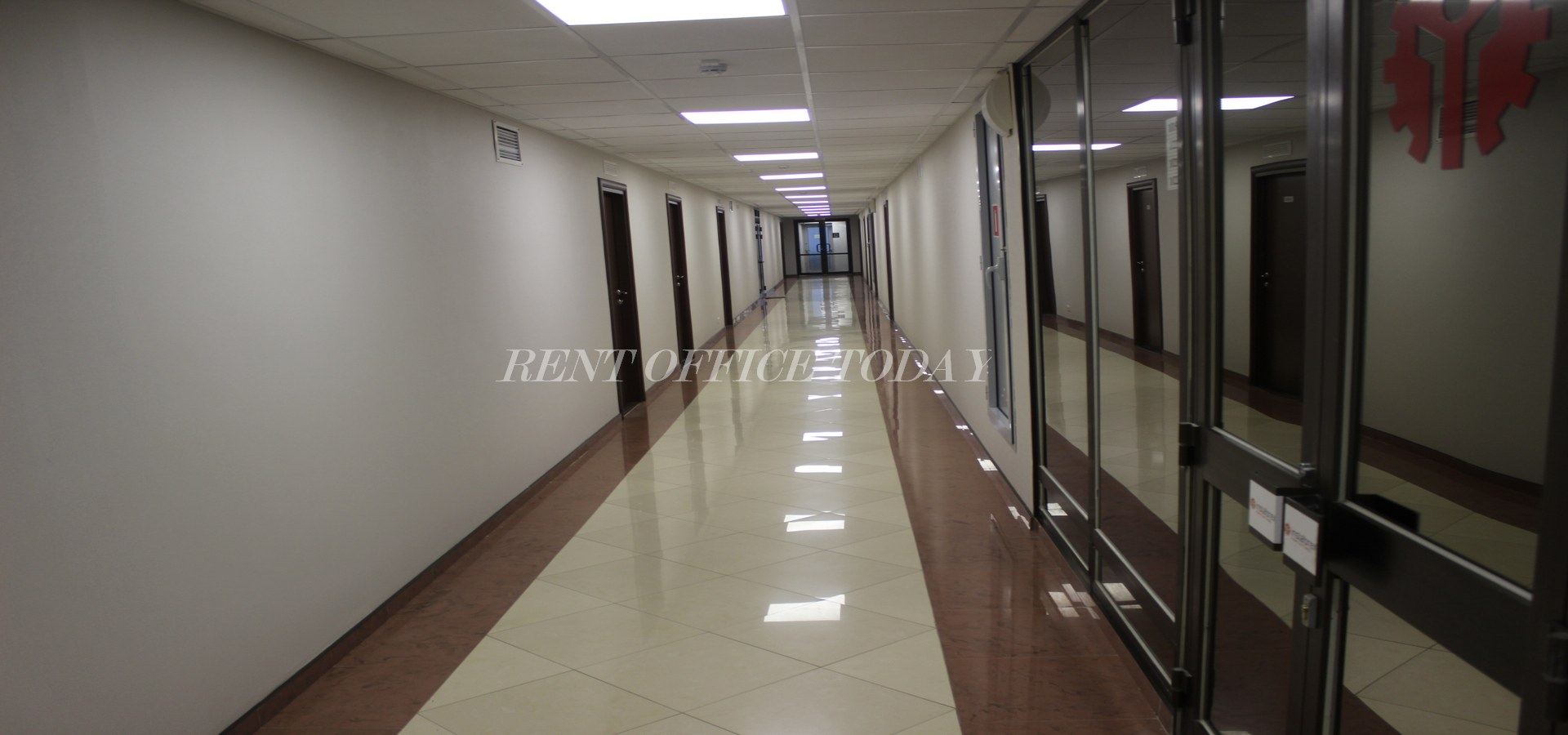Бизнес центр Новый арбат 21