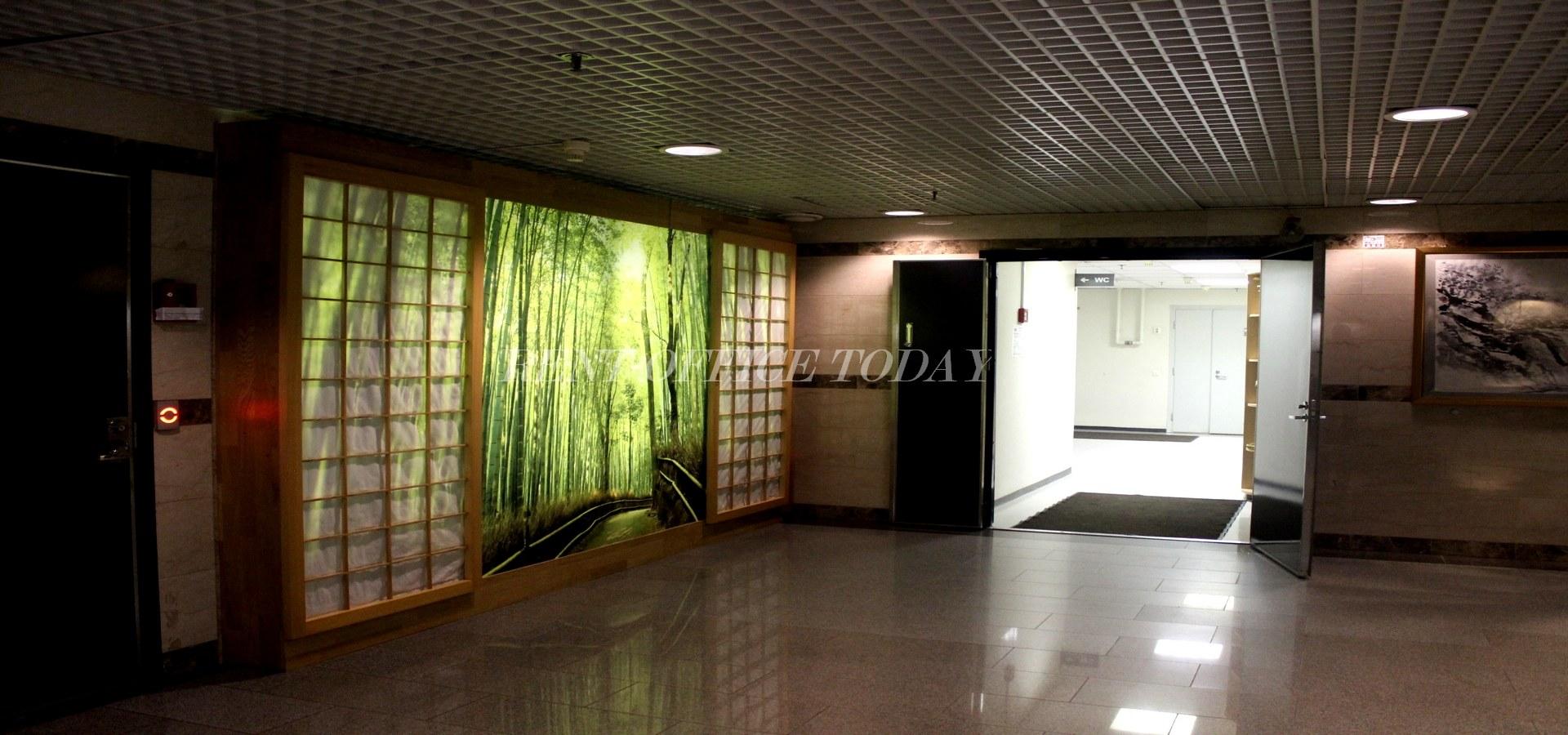 Бизнес центр Японский дом