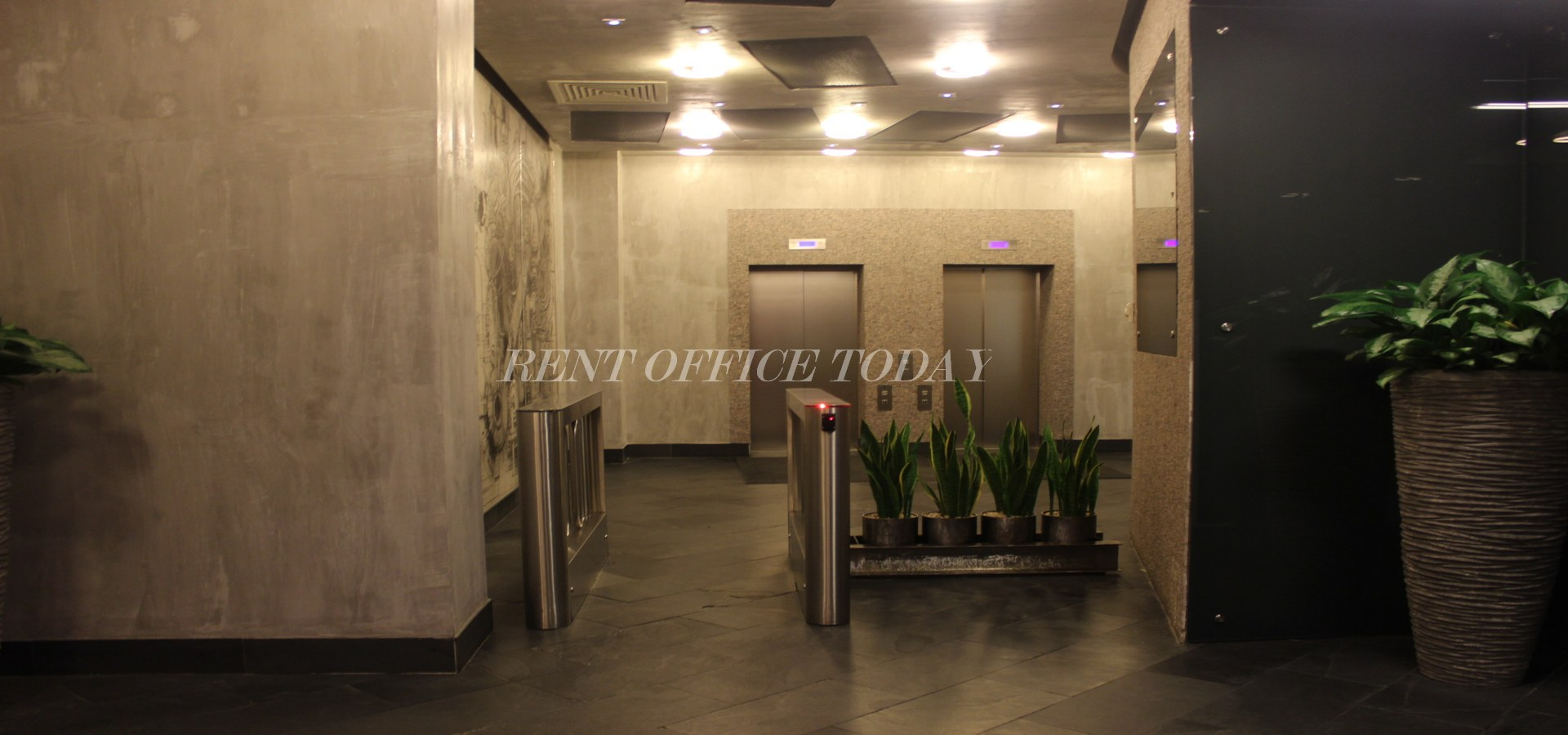 Бизнес центр Моховая 7