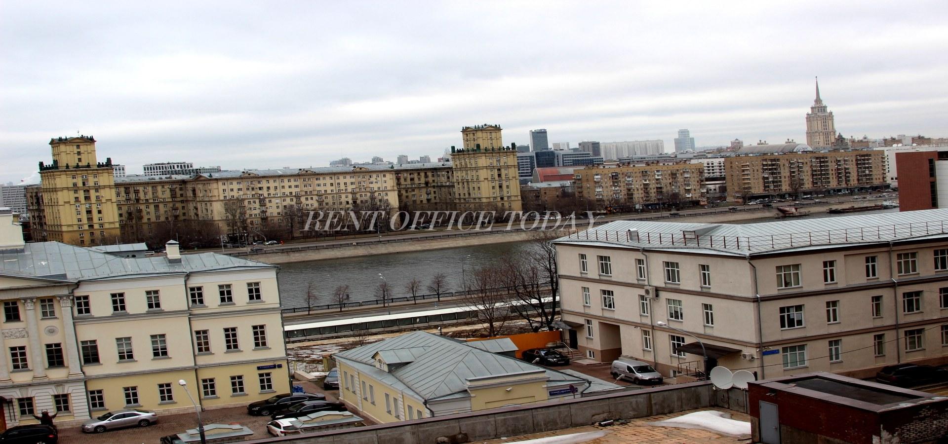 Бизнес центр Саввинский-13