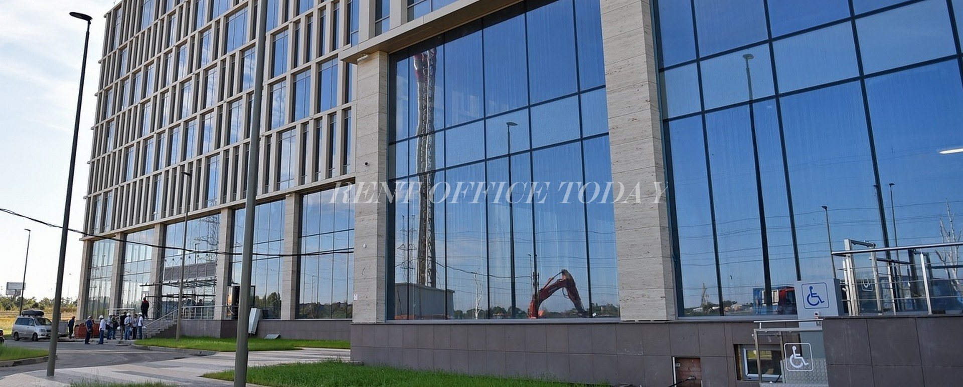 Бизнес центр Нео полис-13