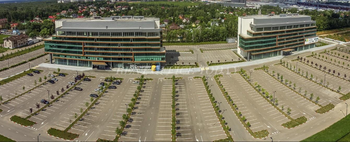 Бизнес центр К2 в Москве