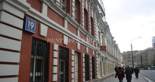 Office space for rent in Tagansky district in Moscow