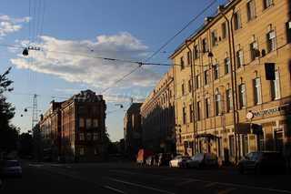 استئجار المكاتب في الحي بيتروغراد في سانت بطرسبرغ
