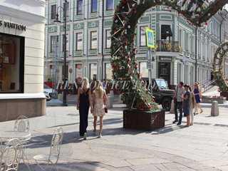 استئجار المكاتب في المنطقة الإدارية المركزية  في موسكو