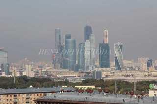 在莫斯科国际商务中心写字楼出租