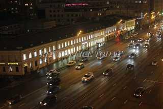 在莫斯科写字楼出租
