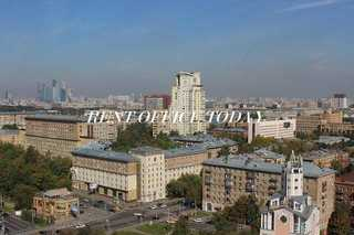 在西南行政区写字楼出租(莫斯科)