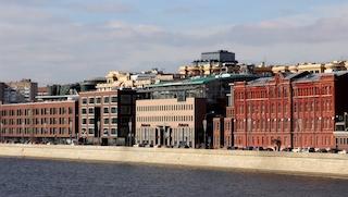 استئجار المكاتب في خاموفنيكي في موسكو