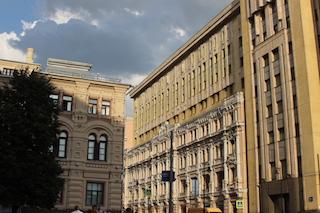 استئجار المكاتب  موسكو منطقة كراسنوسيلسكي