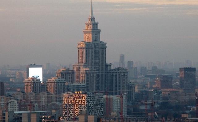 استئجار المكاتب في المنطقة الإدارية الشمالية  في موسكو