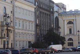 استئجار المكاتب في تشنترالني في سانت بطرسبرغ