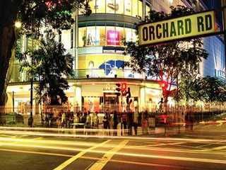 Office space for rent in Orchard in Singapore