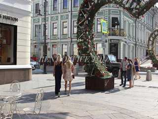 Office space for rent in Central Administrative district (CAO) in Moscow