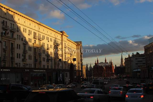 office space for rent in Tverskoy district in Moscow