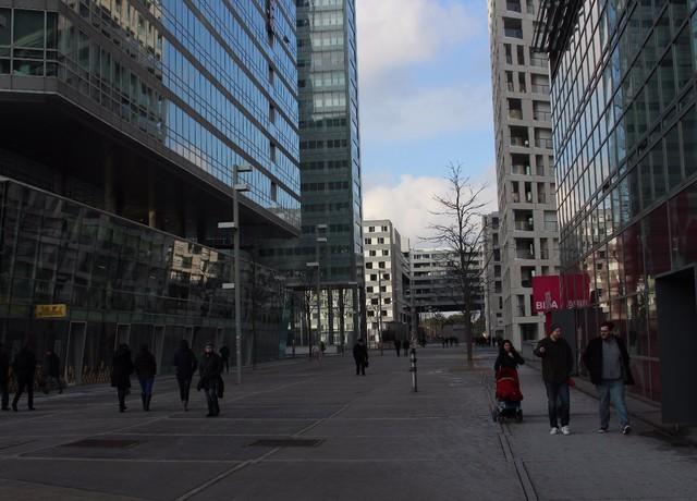 Büro mieten Donau city