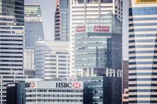 استئجار المكاتب في داون تاون في سنغافورة