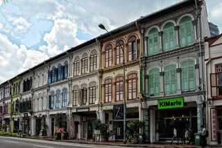 Location bureau au Tandjong Pagar Singapour