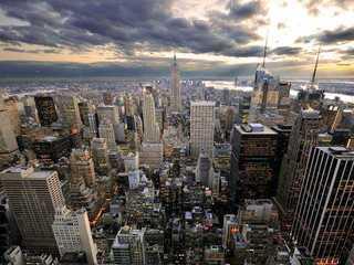 Rent office in Manhattan, New York