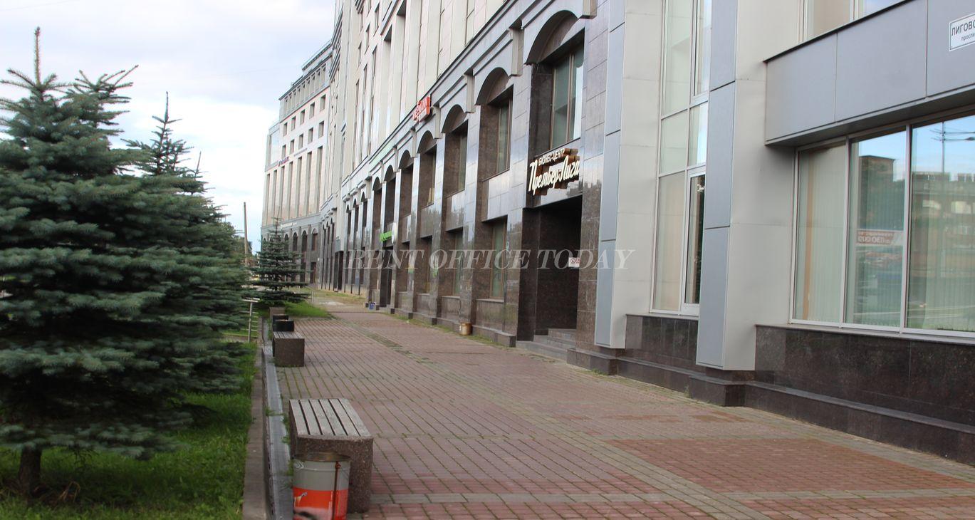 Аренда офиса у метро Московские ворота