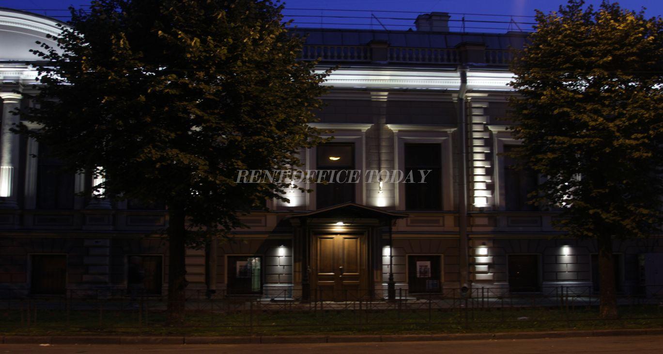 Бизнес центры у метро Чернышевская
