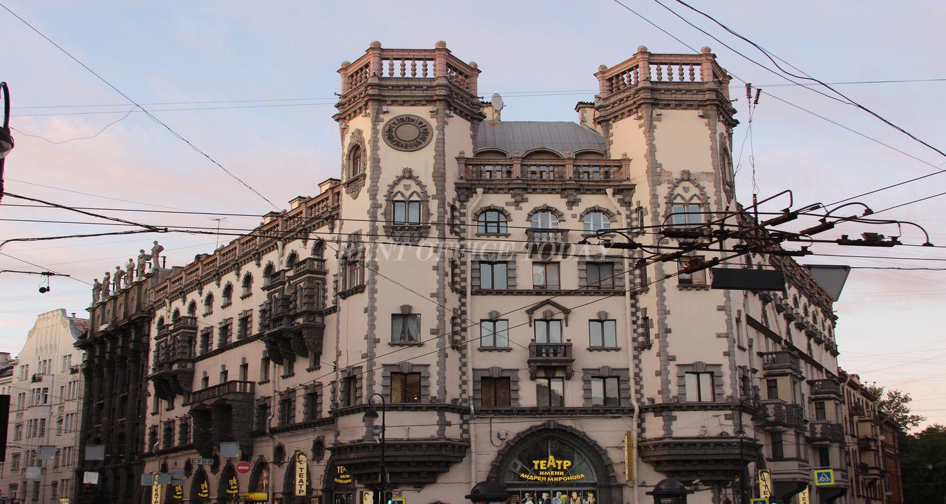 Бизнес центры на Петроградской