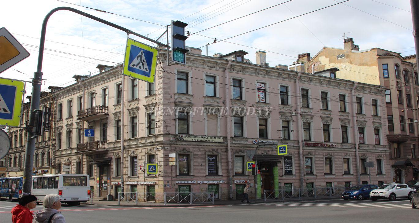 Снять офис у метро Чкаловская