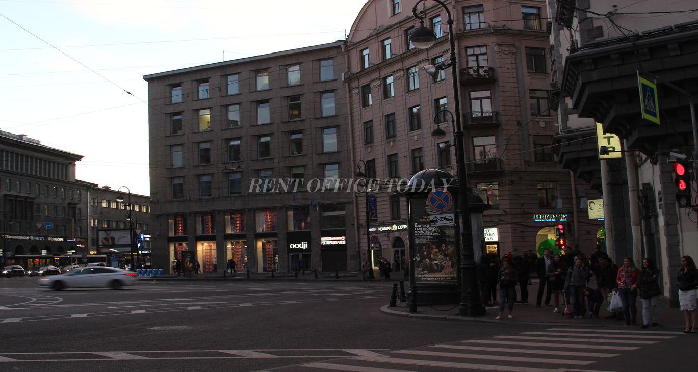 Снять офис на Петроградской