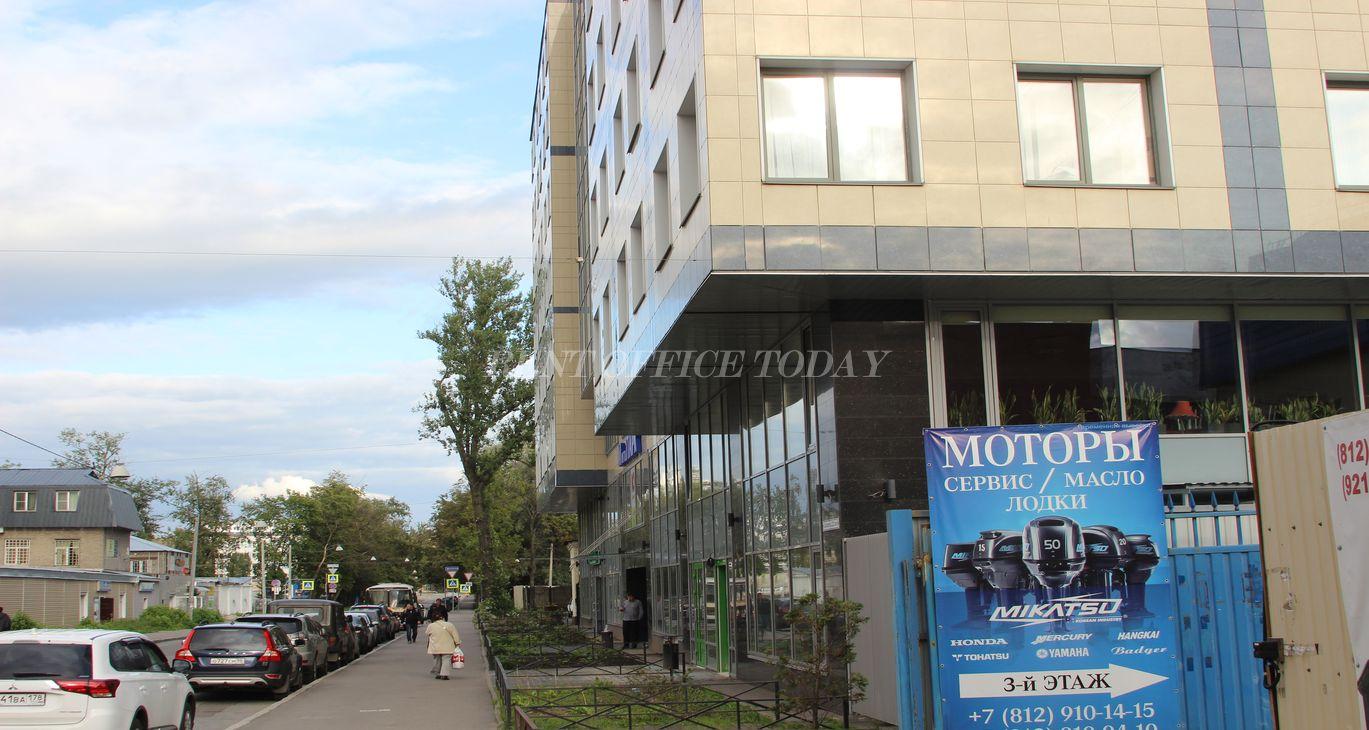 Снять офис у метро Московские ворота