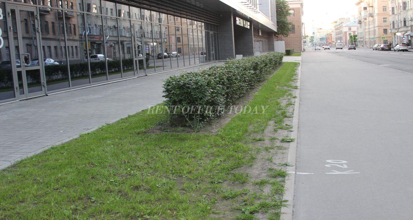 Аренда офиса у метро Выборгская