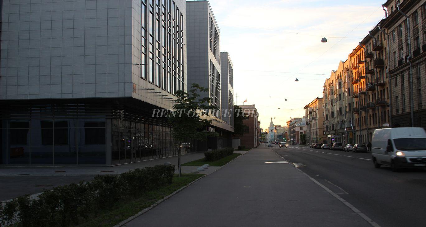 Бизнес центры у метро Выборгская
