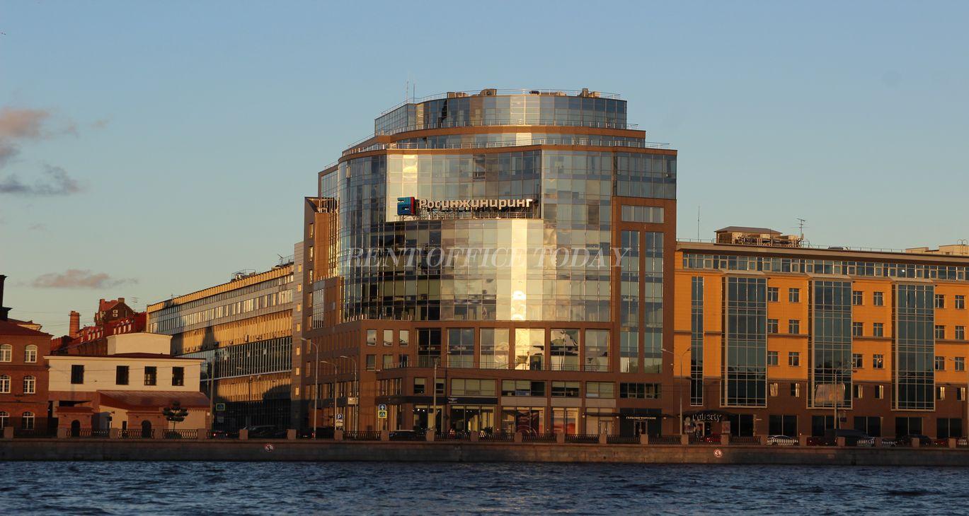 Снять офис у метро Выборгская