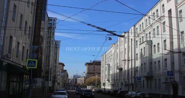 Аренда офиса метро Белорусская