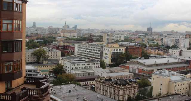 Бизнес центры у метро Бауманская