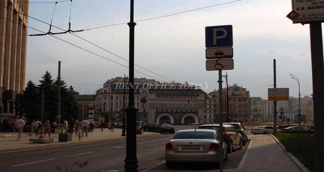 Бизнес центры метро Китай город