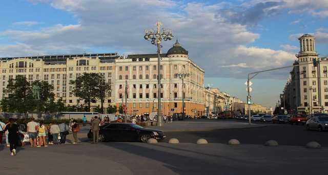 Аренда офиса у метро Пушкинская