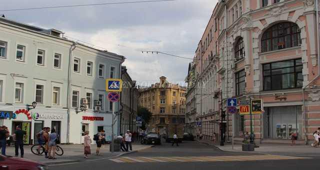 Аренда офиса у метро Сретенский бульвар