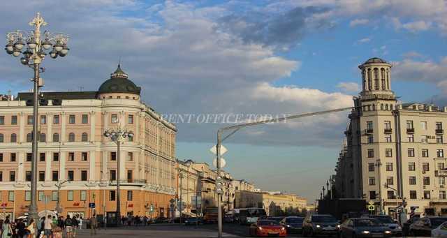 Бизнес центры у метро Чеховская