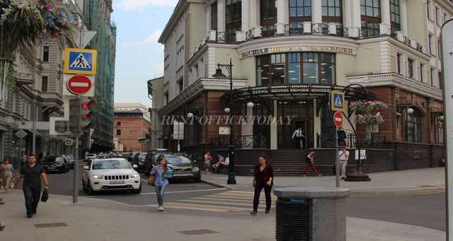 Бизнес центры у метро Сретенский бульвар