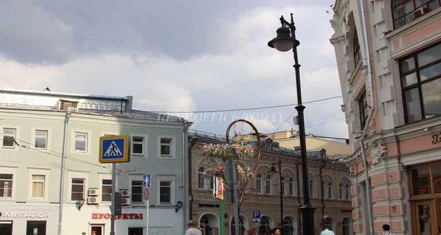 Снять офис у метро Сретенский бульвар