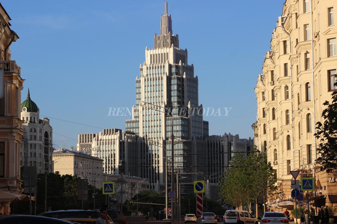 Аренда офиса на Новослободской
