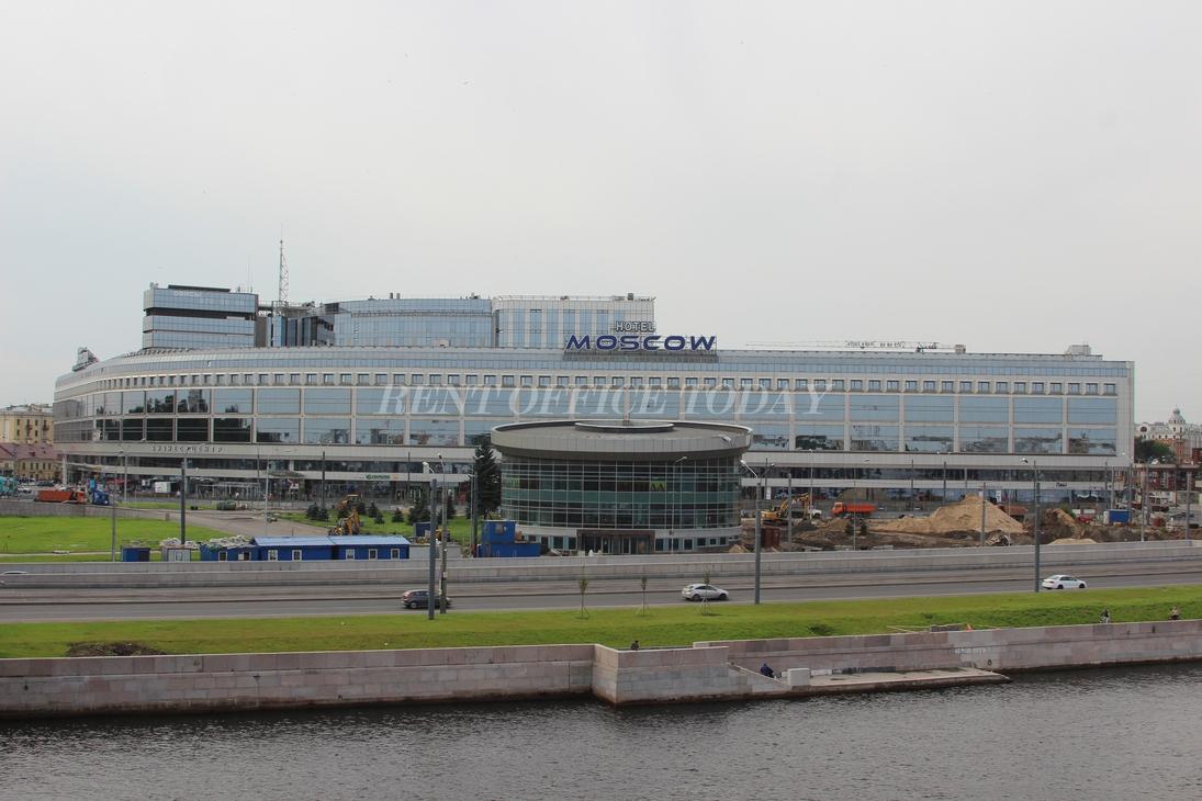 Аренда офиса на Площади Александра Невского
