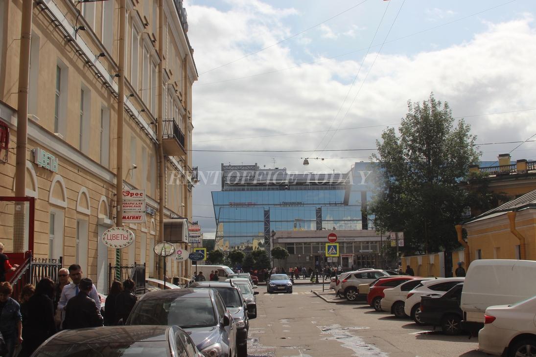 Аренда офиса на Спасской