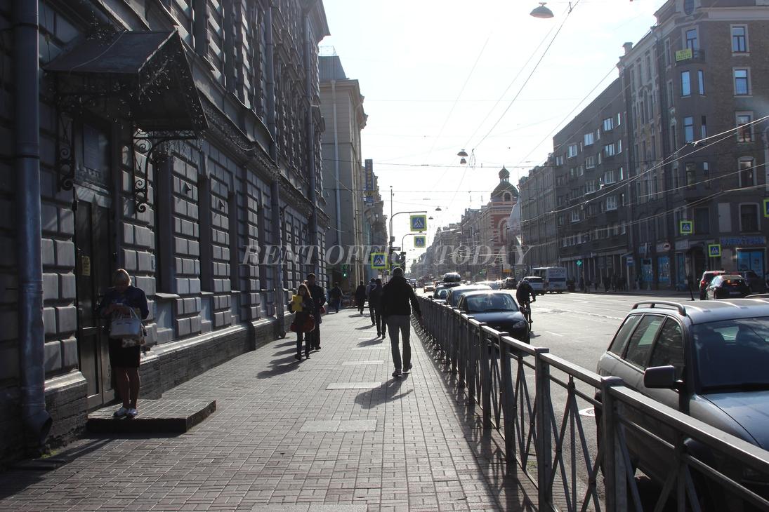 Аренда офиса на Василеостровской