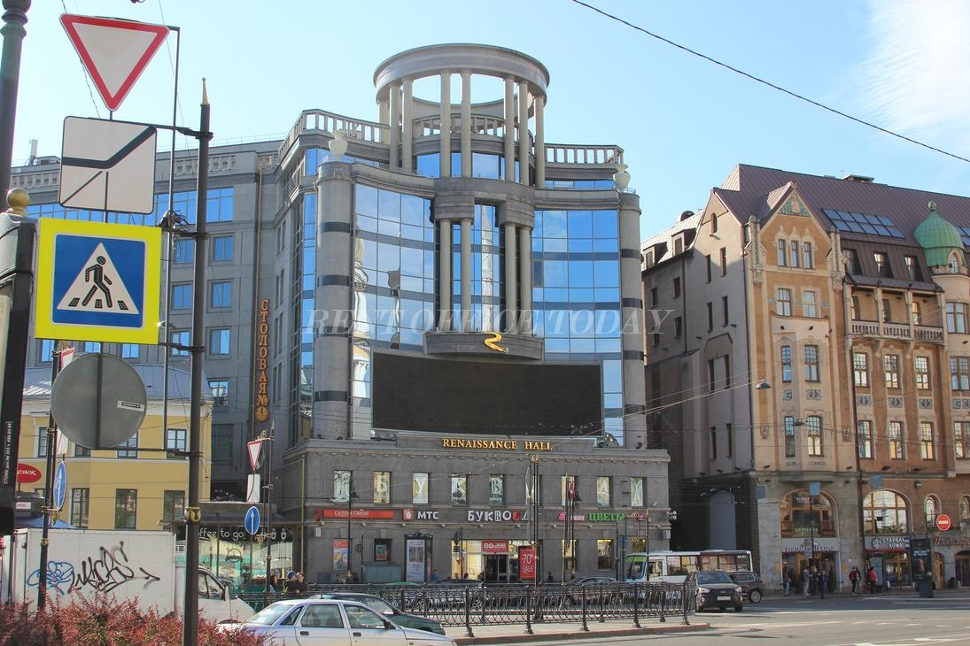 Аренда офиса на Владимирской