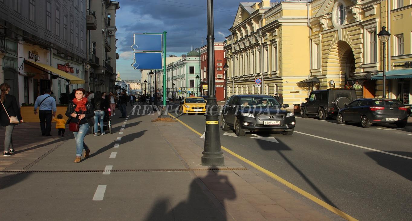 Аренда офиса на Краснопресненской