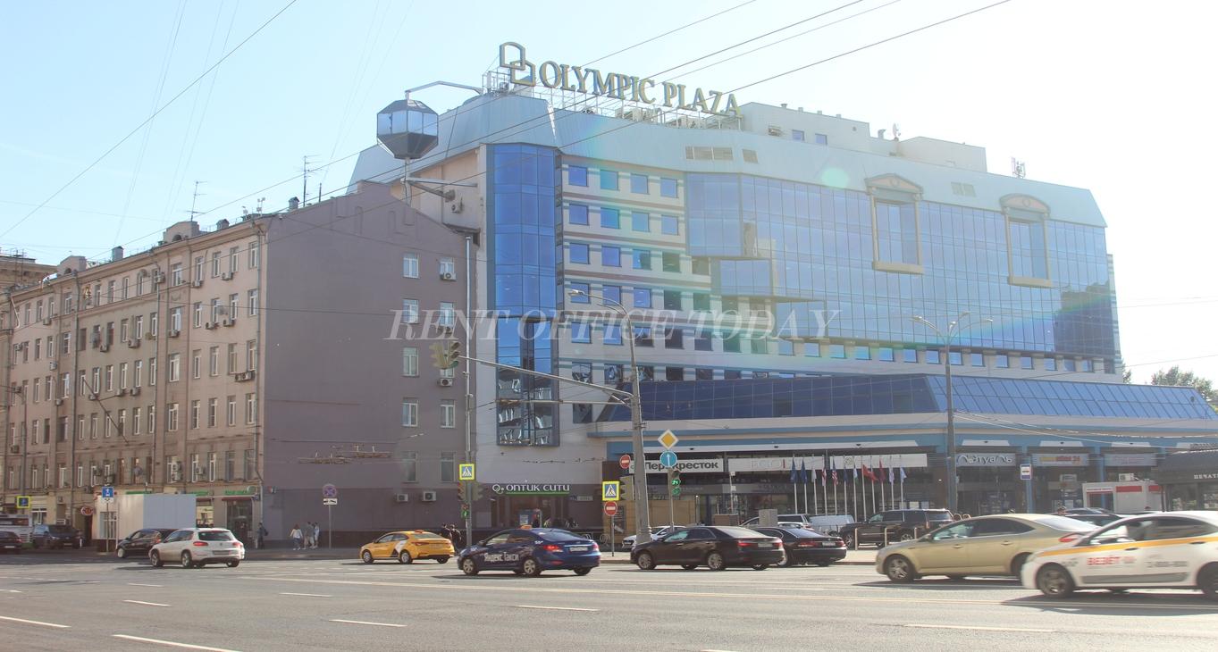Аренда офиса у метро Проспект Мира