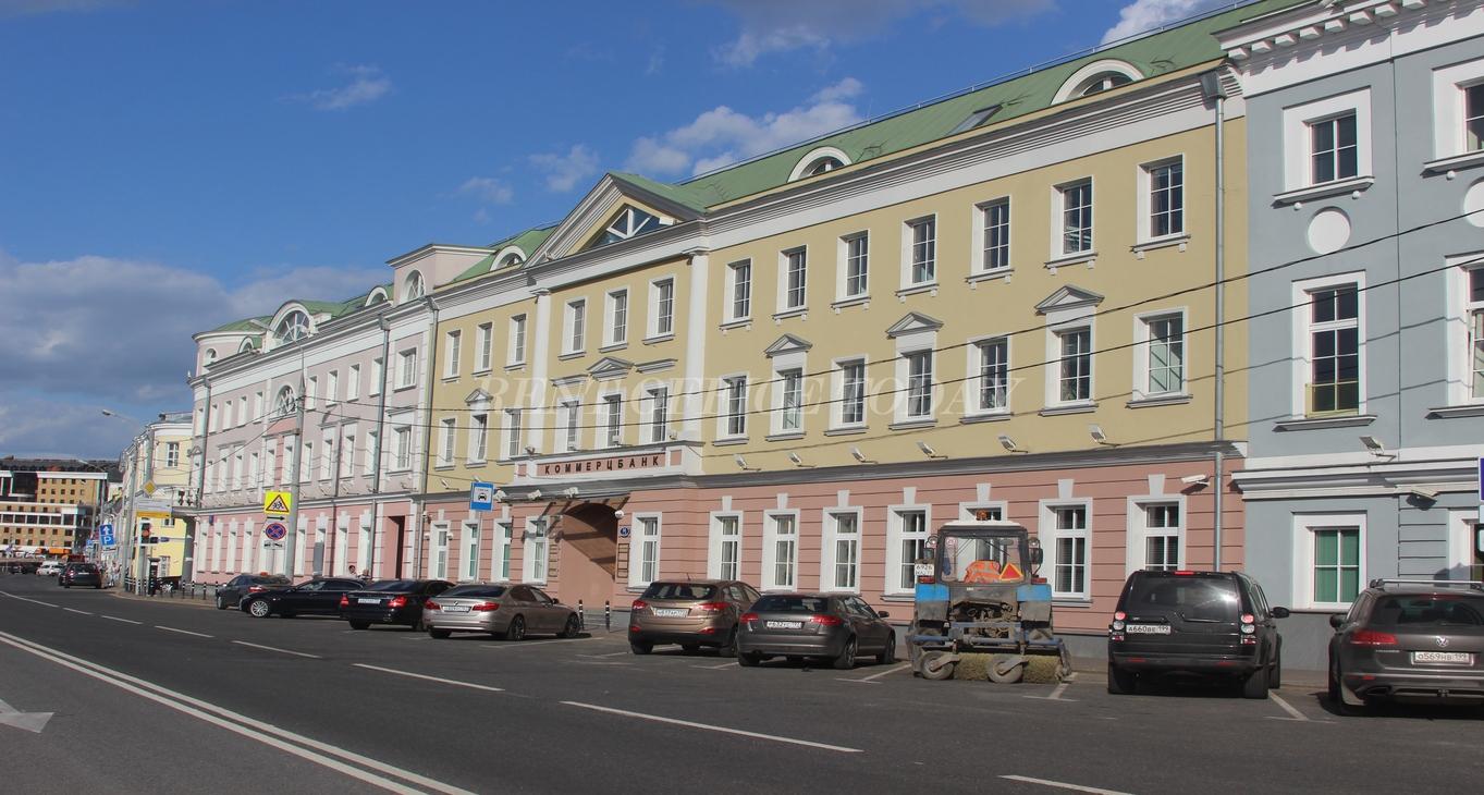 Аренда офиса у метро Третьяковская