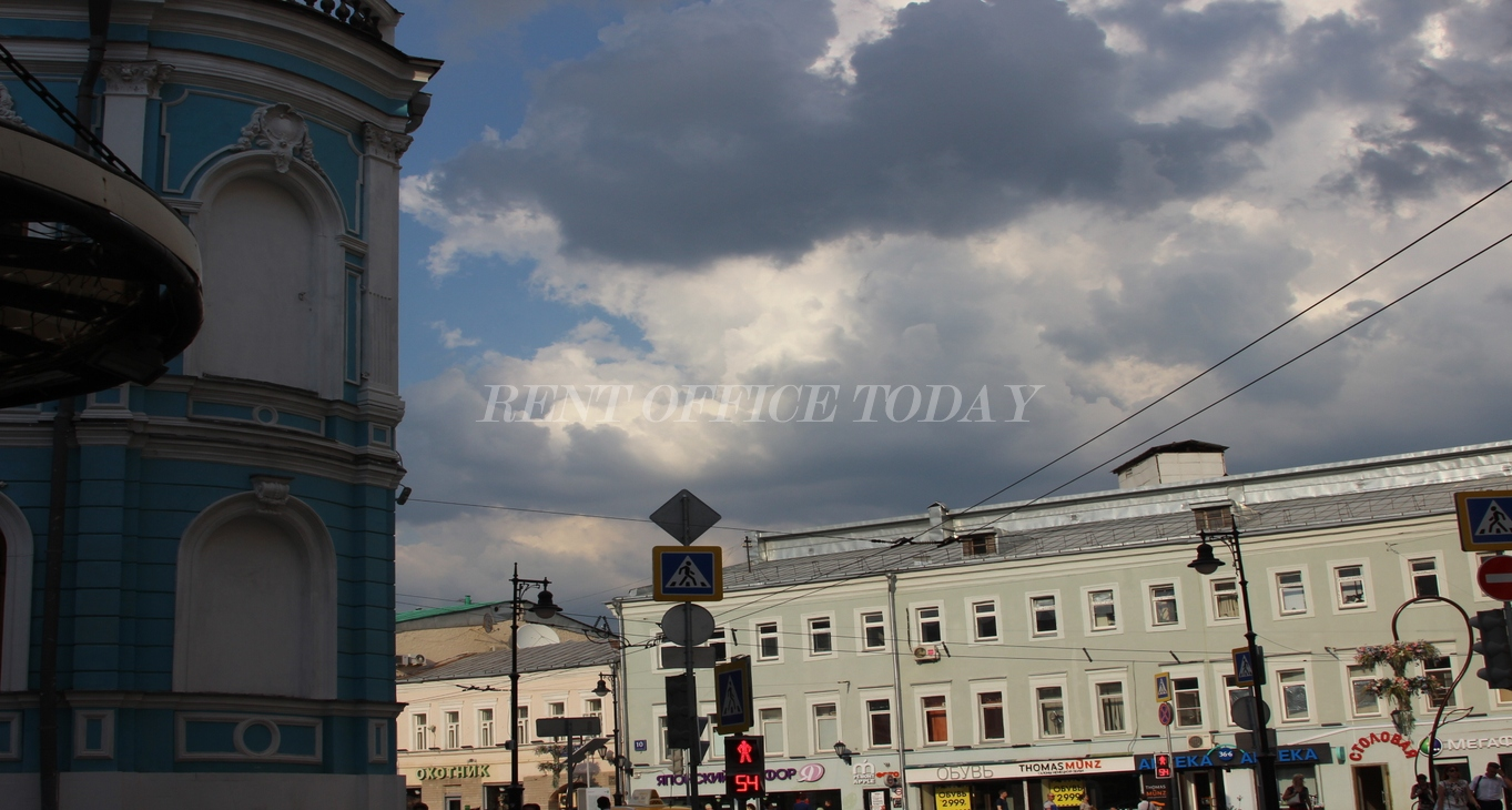 Аренда офиса в Красносельское районе
