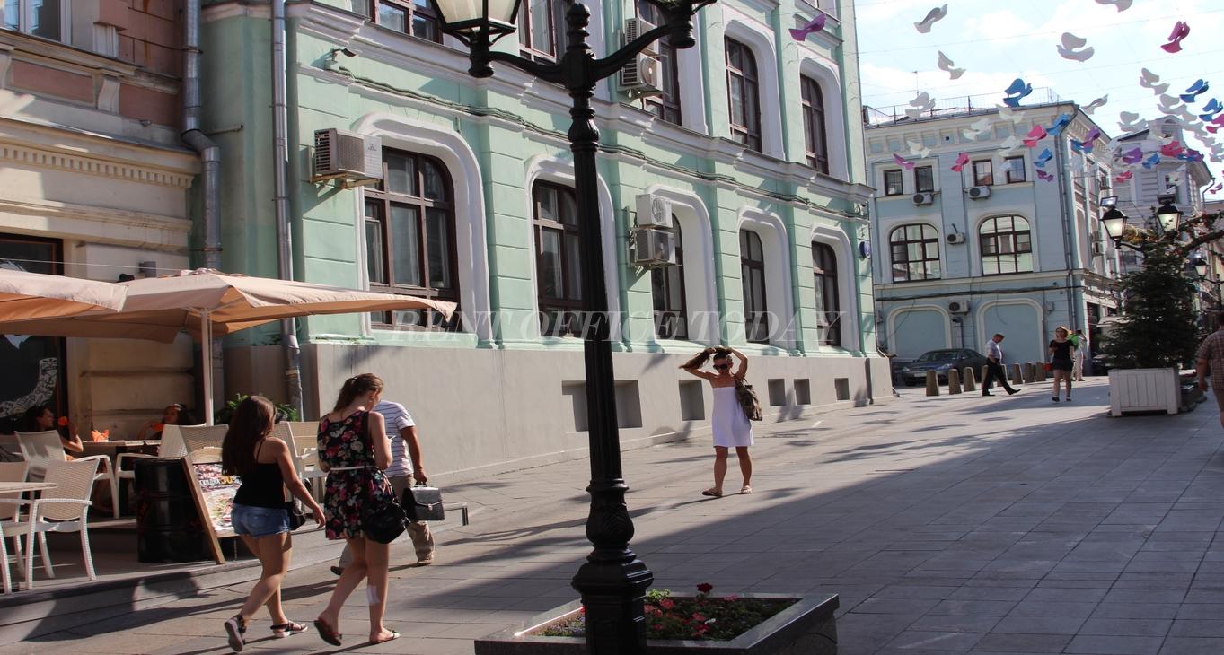 Аренда офиса в Мещанском районе